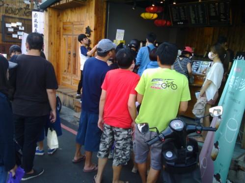 台湾の10月の服装‐Tシャツとハーフパンツ